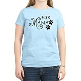 Fur mama Women's Light T-Shirt
