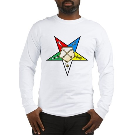 OES Marshal Long Sleeve T-Shirt