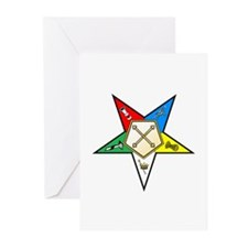 OES Marshal Greeting Cards (Pk of 20)