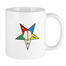 OES Associate Conductress Small Mug