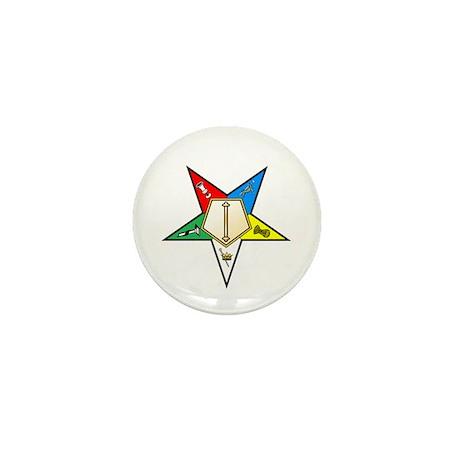 OES Associate Conductress Mini Button (100 pack)