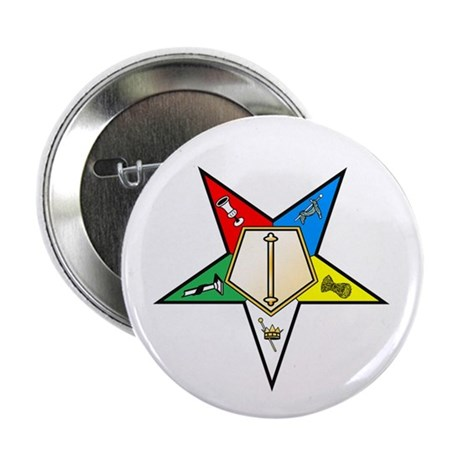 "OES Associate Conductress 2.25"" Button"