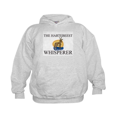 The Hartebeest Whisperer Kids Hoodie