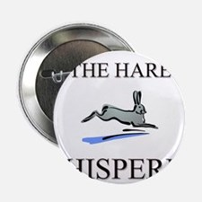 """The Hare Whisperer 2.25"""" Button"""
