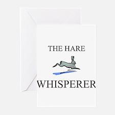 The Hare Whisperer Greeting Cards (Pk of 10)