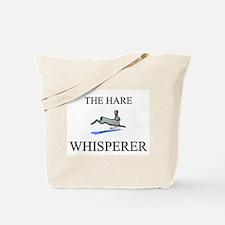 The Hare Whisperer Tote Bag