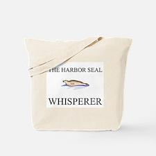 The Harbor Seal Whisperer Tote Bag