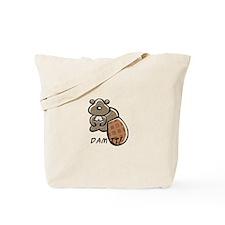 Mad Beaver Tote Bag