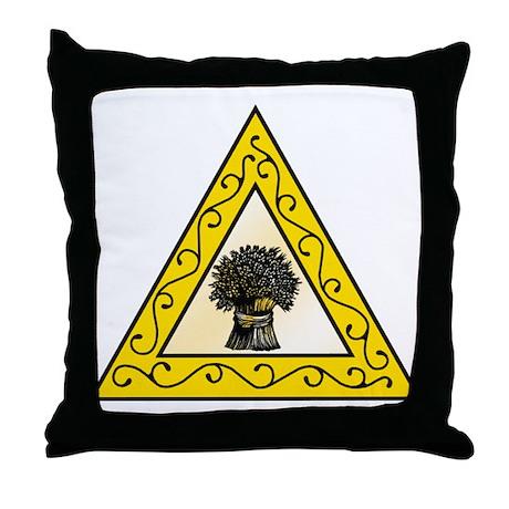 Ruth Items Throw Pillow