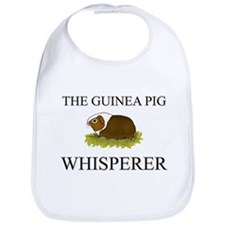 The Guinea Pig Whisperer Bib