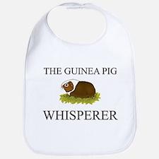 The Guinea Pig Whisperer Bib