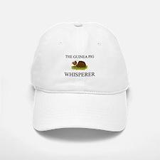The Guinea Pig Whisperer Baseball Baseball Cap