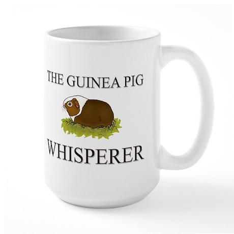 The Guinea Pig Whisperer Large Mug