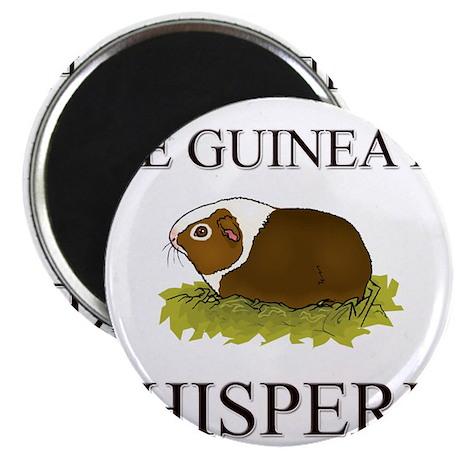 The Guinea Pig Whisperer Magnet