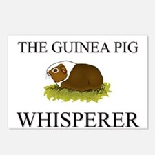 The Guinea Pig Whisperer Postcards (Package of 8)
