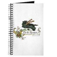 Scottish Terrier Season Journal