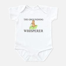 The Groundhog Whisperer Infant Bodysuit