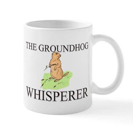 The Groundhog Whisperer Mug