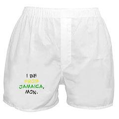Jamaica Mon Boxer Shorts