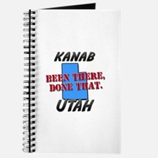 kanab utah - been there, done that Journal