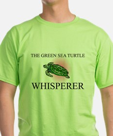 The Green Sea Turtle Whisperer T-Shirt