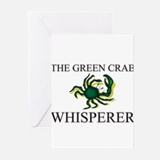 The Green Crab Whisperer Greeting Cards (Pk of 10)