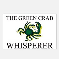 The Green Crab Whisperer Postcards (Package of 8)
