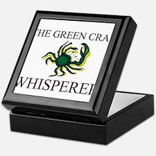 The Green Crab Whisperer Keepsake Box