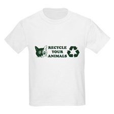 Recycle your animals T-Shirt
