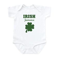Irish Jamaica Onesie