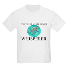 The Great White Shark Whisperer T-Shirt