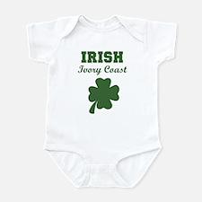 Irish Ivory Coast Infant Bodysuit