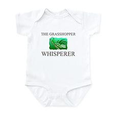 The Grasshopper Whisperer Infant Bodysuit