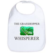 The Grasshopper Whisperer Bib