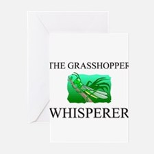 The Grasshopper Whisperer Greeting Cards (Pk of 10