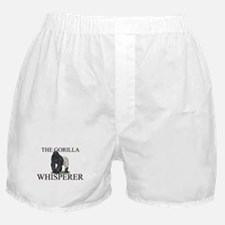 The Gorilla Whisperer Boxer Shorts