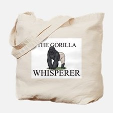 The Gorilla Whisperer Tote Bag