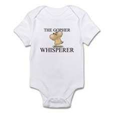 The Gopher Whisperer Infant Bodysuit