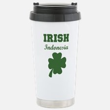 Irish Indonesia Travel Mug