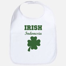 Irish Indonesia Bib
