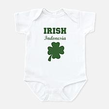 Irish Indonesia Infant Bodysuit