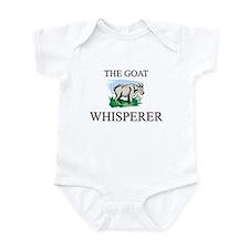 The Goat Whisperer Infant Bodysuit