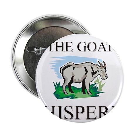 """The Goat Whisperer 2.25"""" Button"""