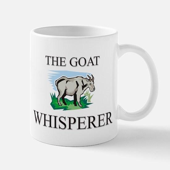 The Goat Whisperer Mug