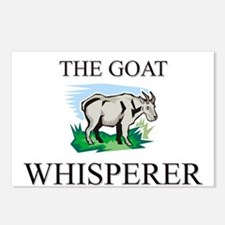 The Goat Whisperer Postcards (Package of 8)
