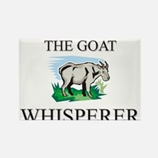 The Goat Whisperer Rectangle Magnet