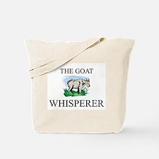 The Goat Whisperer Tote Bag