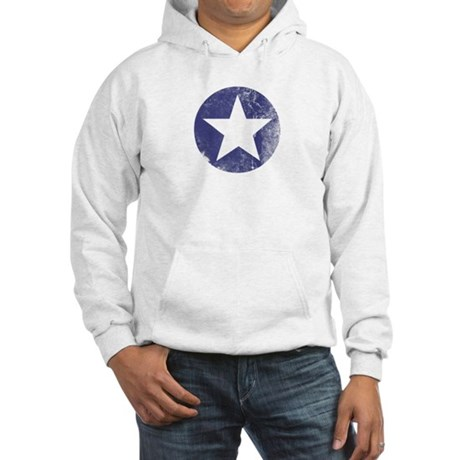 Vintage USA Hooded Sweatshirt