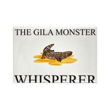 The Gila Monster Whisperer Rectangle Magnet
