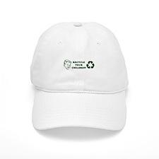 Recycle your children Baseball Cap